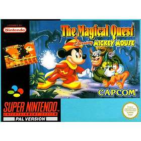 The Magical Quest starring Mickey Mouse (SNES)