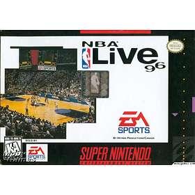 NBA Live '96 (SNES)