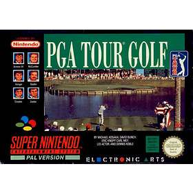 PGA Tour Golf (SNES)