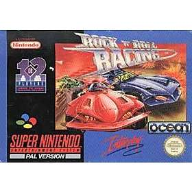Rock 'n Roll Racing (SNES)
