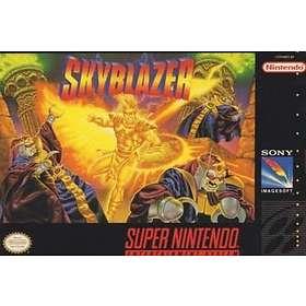 Skyblazer (SNES)