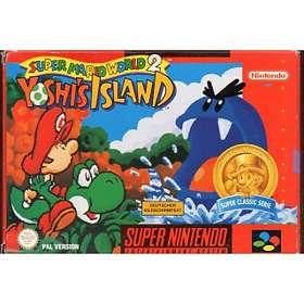 Super Mario World 2: Yoshi's Island (SNES)