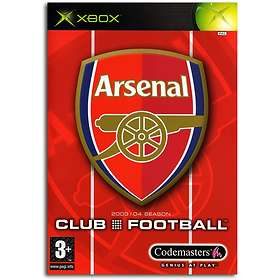 Club Football 2005: Arsenal (Xbox)