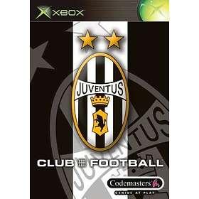 Club Football 2003/04: Juventus (Xbox)