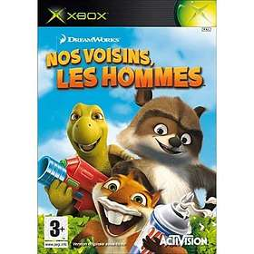 Over the Hedge (Xbox)