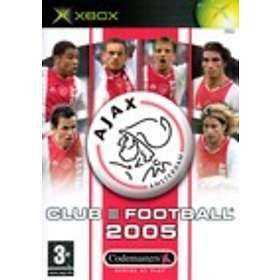 Club Football 2005: Ajax (Xbox)