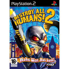 Destroy All Humans! 2 (Xbox)