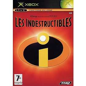 The Incredibles (Superhjältarna) (Xbox)