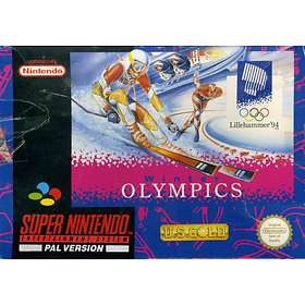 Winter Olympic Games: Lillehammer '94 (SNES)