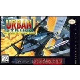 Urban Strike (SNES)