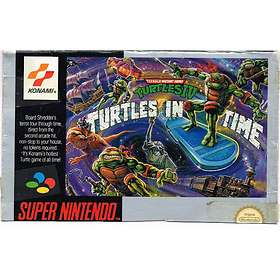 Teenage Mutant Hero Turtles IV: Turtles in Time (SNES)