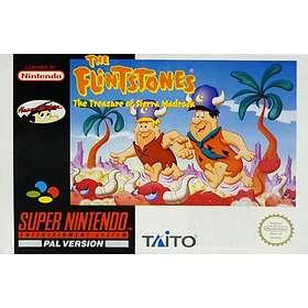 The Flintstones: The Treasure of Sierra Madrock (SNES)