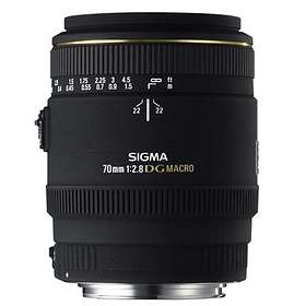 Sigma 70/2,8 EX DG Macro for Nikon