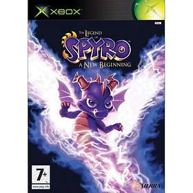 The Legend of Spyro: A New Beginning (Xbox)