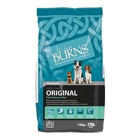 Burns Pet Dog Original Fish & Brown Rice 15kg