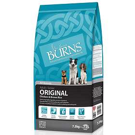 Burns Pet Cat Original Chicken & Brown Rice 7.5kg