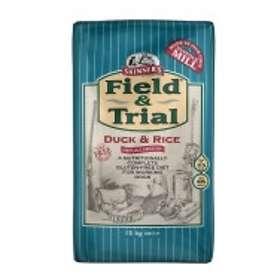 Skinners Field & Trial Duck & Rice 15kg