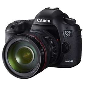 Canon EOS 5D Mark III + 24-105/4.0L IS USM