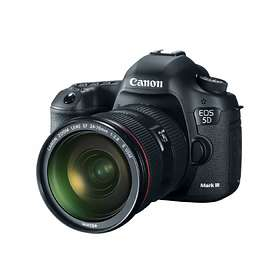 Best deals on canon eos 5d mark iii 24 70 2 8 ii dslr for Canon 5d mark ii price
