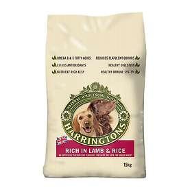 Harringtons Complete Lamb & Rice 15kg