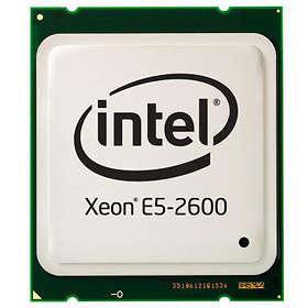 Intel Xeon E5-2687W 3,1GHz Socket 2011 Box