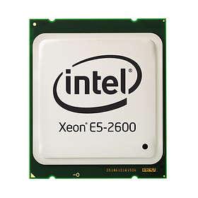 Intel Xeon E5-2643 3,3GHz Socket 2011 Tray