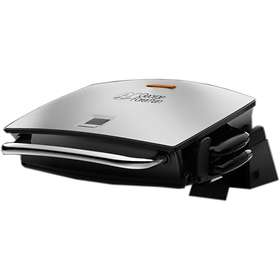 George Foreman Family 4 Portion Easy Clean Grill & Melt