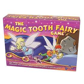 The Magic Tooth Fairy