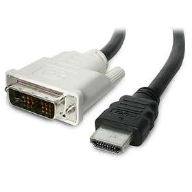 StarTech HDMI High Speed - DVI-D Single Link 3m