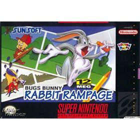 Bugs Bunny Rabbit Rampage (SNES)