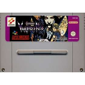 Castlevania: Vampire's Kiss (SNES)