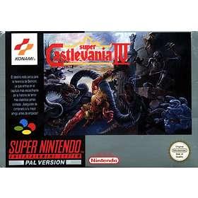 Super Castlevania IV (SNES)