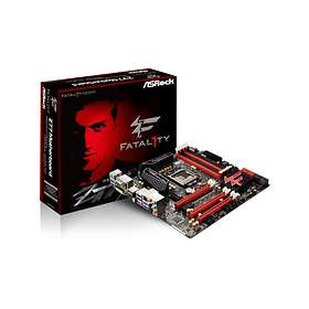 ASRock Fatal1ty Z77 Professional-M