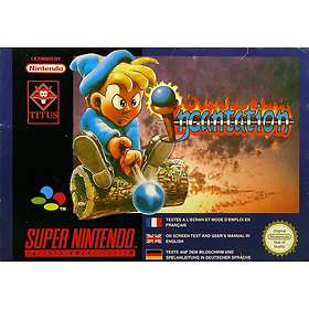 Incantation (SNES)