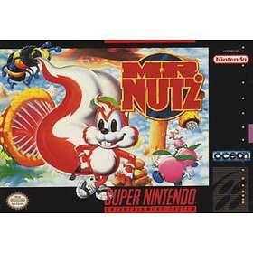 Mr. Nutz (SNES)