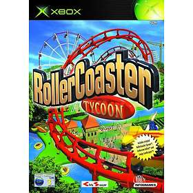RollerCoaster Tycoon (Xbox)
