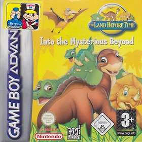 The Land Before Time: Into the Mysterious Beyond (Landet för Längesedan) (GBA)