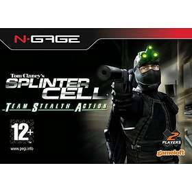 Tom Clancy's Splinter Cell: Team Stealth Action