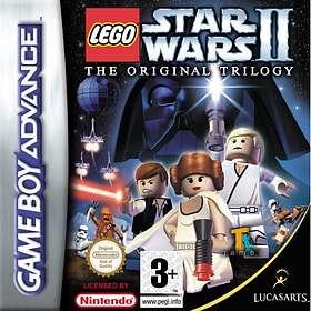 Lego Star Wars II: The Original Trilogy (GBA)