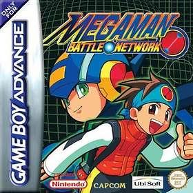Mega Man Battle Network (GBA)