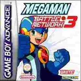 Mega Man Battle Network 3 White (GBA)