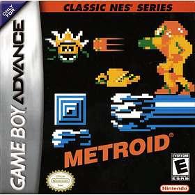 Classic NES Series: Metroid (GBA)