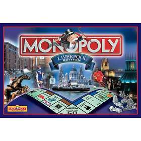 Winning Moves Monopoly: Liverpool
