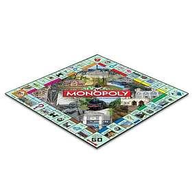 Winning Moves Monopoly: Bradford