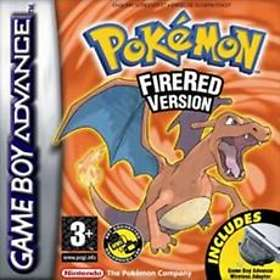 Pokémon FireRed (incl. Wireless Adapter)
