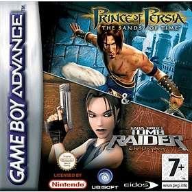 Prince of Persia + Tomb Raider (GBA)