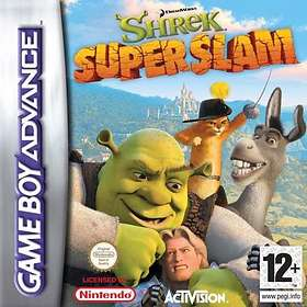 Shrek SuperSlam (GBA)