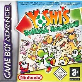 Yoshi's Universal Gravitation (GBA)