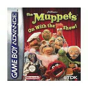 Muppets: On with the Show (GBA)