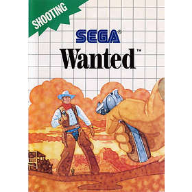 Wanted (Master System)